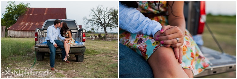 Cori_Andy_Engagement-85_texan-engagement-photos-boots-cowboy-hats-four-wheeler-truck