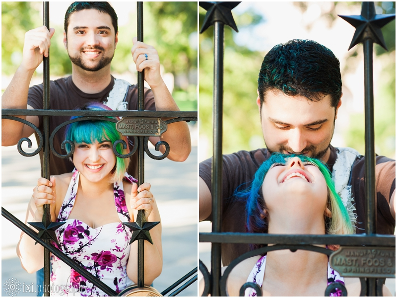 alternative-bride-engagement-rainbow-hair-picnic-austin-tx_0001
