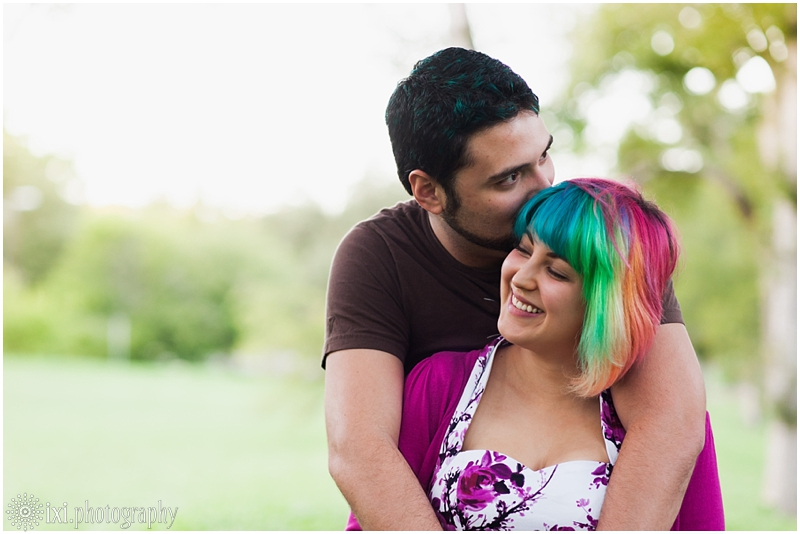 alternative-bride-engagement-rainbow-hair-picnic-austin-tx_0014