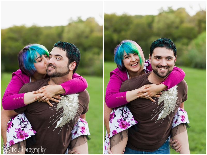 alternative-bride-engagement-rainbow-hair-picnic-austin-tx_0017
