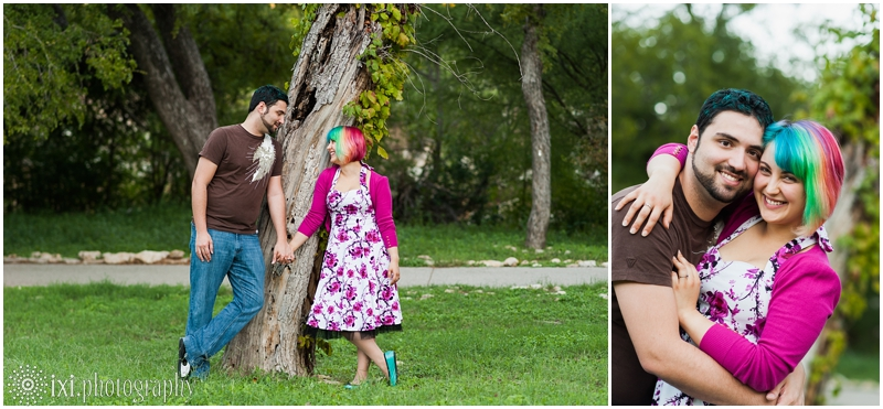 alternative-bride-engagement-rainbow-hair-picnic-austin-tx_0019