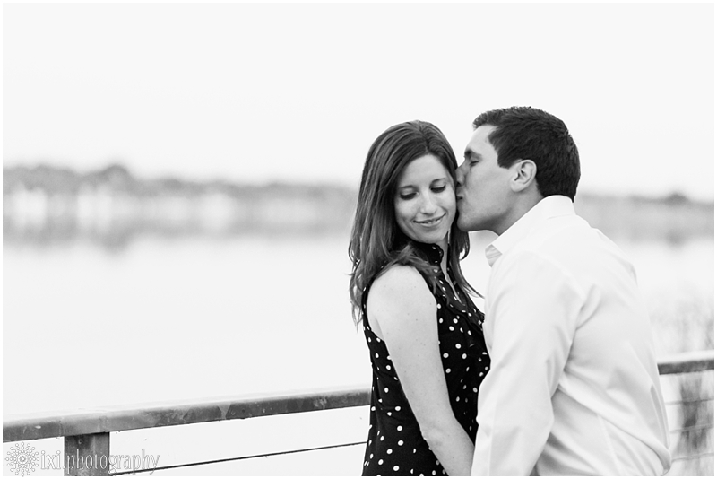 white rock lake park engagement photos 0023 Jennifer and Armandos Romantic Dallas Engagement Session at White Rock Lake Park