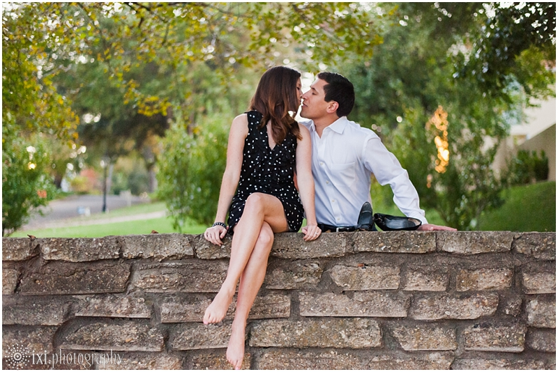 white rock lake park engagement photos 0030 Jennifer and Armandos Romantic Dallas Engagement Session at White Rock Lake Park