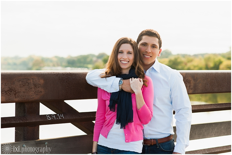 white rock lake park engagement photos 0032 Jennifer and Armandos Romantic Dallas Engagement Session at White Rock Lake Park